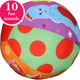 In the Night Garden Motion Sensor Ball