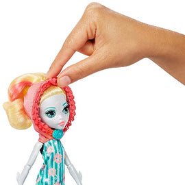 Monster High Ghoul to Mermaid Lagoona Blue Transformation Doll - ToyRoo