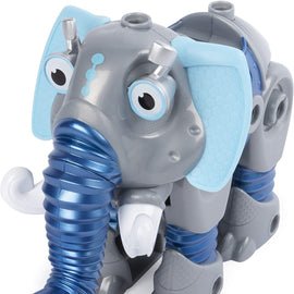 Nickelodeon Rusty Rivets Build Me Rivet System Elephantbot Figure