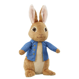 Peter Rabbit Talking Plush Toy - 25cm - ToyRoo
