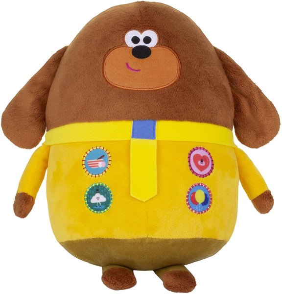 Hey Duggee Woof Woof Duggee - Talking Plush Toy