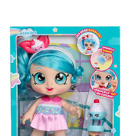 Shopkins Kindi Kids Snack Time Friends, Pre-School 10 inch Doll - Jessicake - ToyRoo