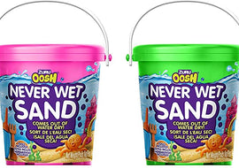 Zuru Oosh Never Wet Sand Assorted Slime Putty Toys (single tub)