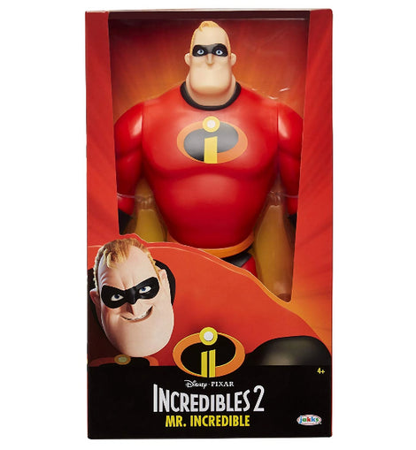 Disney Pixar Incredibles 2 Mr. Incredible Action Figure, 12