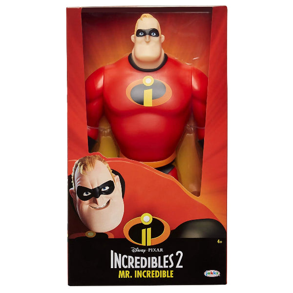 "Disney Pixar Incredibles 2 Mr. Incredible Action Figure, 12"" - ToyRoo"