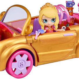 Happy Places Shopkins S7 Happy Places Royal Convertible Playset