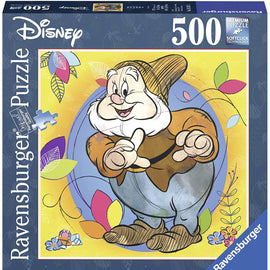 Ravensburger - Disney Happy Puzzle 500pc Square Jigsaw Puzzle