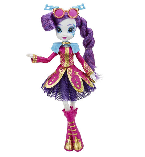 My Little Pony Equestria Girls Rainbow Rocks Rarity Rockin' Hairstyle Doll - ToyRoo