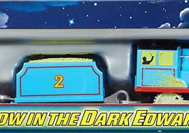 Fisher-Price Thomas & Friends Trackmaster, Search & Rescue Dark Edward