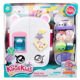 Kindi Kids Fun Refrigerator Playset - ToyRoo