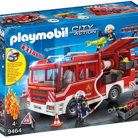 Playmobil - Fire Engine - 9464