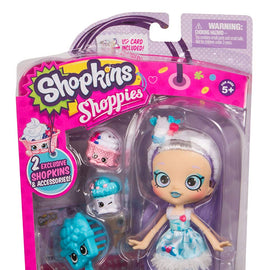 Shopkins Shoppies Doll Single Pack - Fria Froyo - ToyRoo