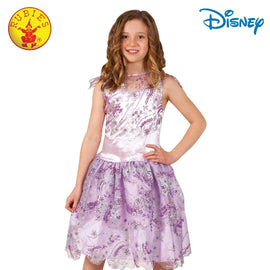 MAL DESCENDANTS CORONATION COSTUME,  LICENSED COSTUMES - (9-12 YRS)