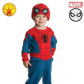 ULTIMATE SPIDER-MAN COSTUME, CHILD ( T-TODDLER) LICENSED COSTUME