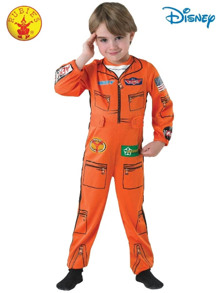 DUSTY PLANES FLIGHT SUIT, CHILD - LICENSED COSTUME - ToyRoo