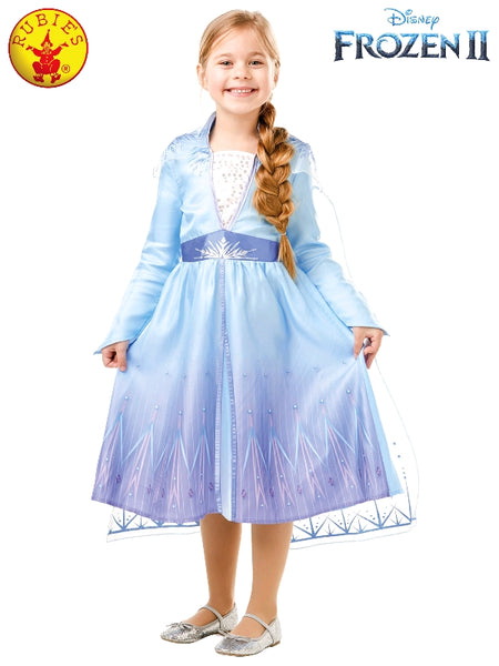 ELSA FROZEN 2 CLASSIC COSTUME, CHILD - LICENSED PRODUCTS