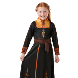 ANNA FROZEN 2 CLASSIC COSTUME, CHILD - LICENSED COSTUMES