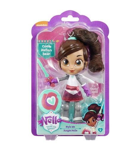 Nella - Style Me Doll Assorted - ToyRoo