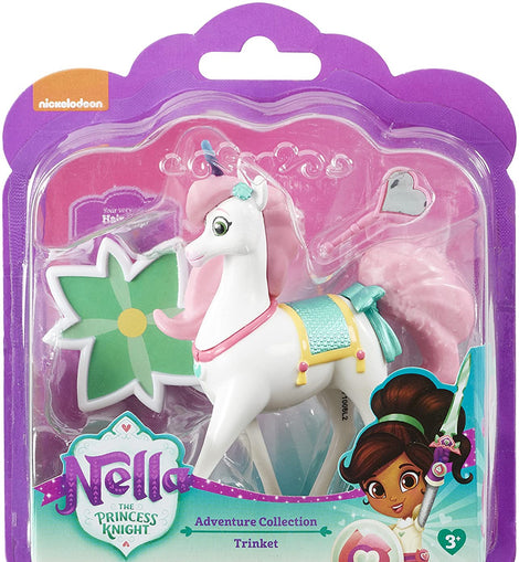 (Trinket) - Nella The Princess Knight 11273 Adventure Collection Trinket Figure