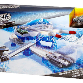 Fast & Furious Street Scenes Frozen Missile Attack Vehicle - ToyRoo