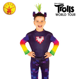 KING TROLLEX DELUXE COSTUME,