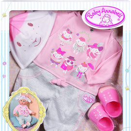 Baby Annabell Deluxe Fashion Set - Casual Day