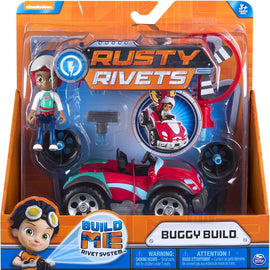 nickelodeon - Rusty Rivets Ruby's Buggy Build