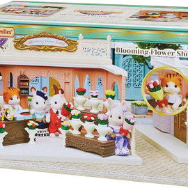 Sylvanian Families Blooming Flower Shop Playset