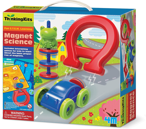 4M  Thinking Kit: Magnet Science