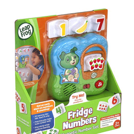 Leapfrog Fridge Numbers Magnetic Set - ToyRoo