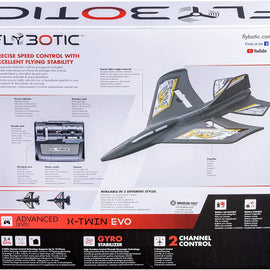 Silverlit - Flybotic- Remote Controlled Aircraft