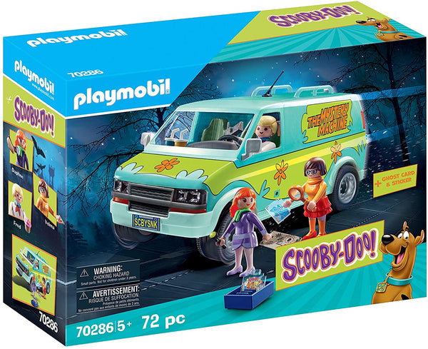 Playmobil - Scooby Doo Mystery Machine - 70286