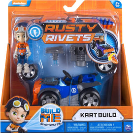 Rusty Rivets - Rusty's Kart Build