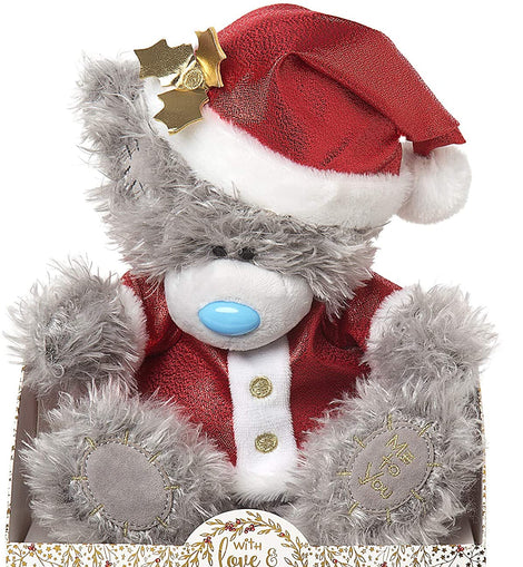 Me To You: Tatty Teddy Bear - Signature M9 Santa