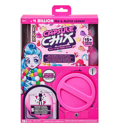 Capsule Chix Sweet Circuits Collection - ToyRoo