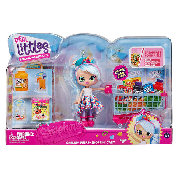 Shopkins S12 Real Littles Shopp'n Cart Pack