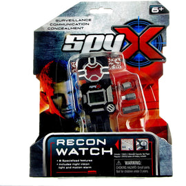 SpyX Spy Recon Watch