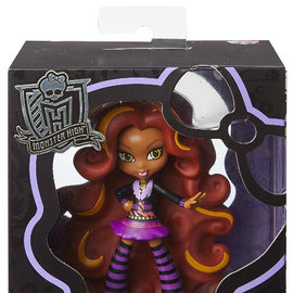 Monster High Vinyl Clawdeen Wolf Figure - ToyRoo