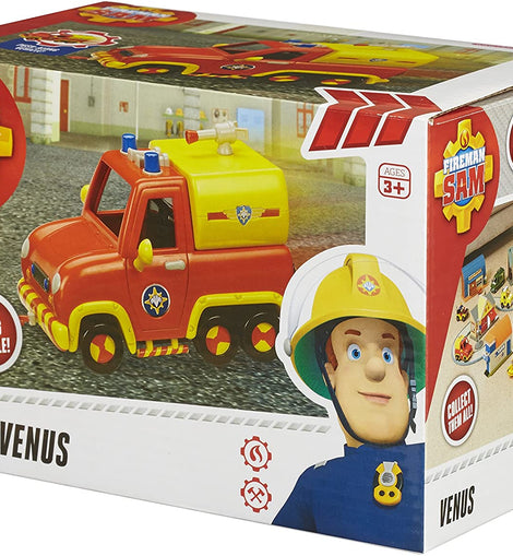 Fireman Sam - Venus - Push Along Vehicle