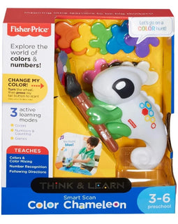 Fisher-Price Think & Learn Smart Scan Colour Chameleon