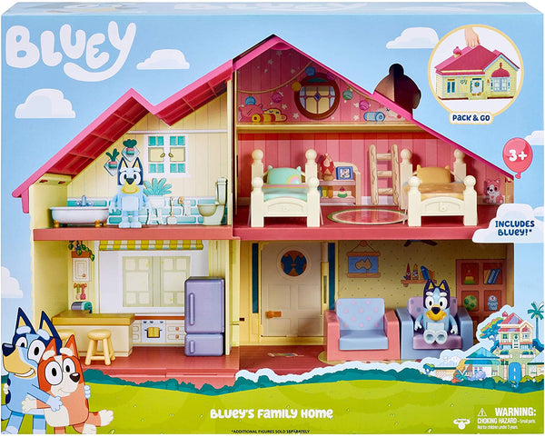 Bluey Family Home