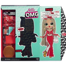 LOL Surprise! OMG Swag Fashion Doll with 20 Surprises - ToyRoo