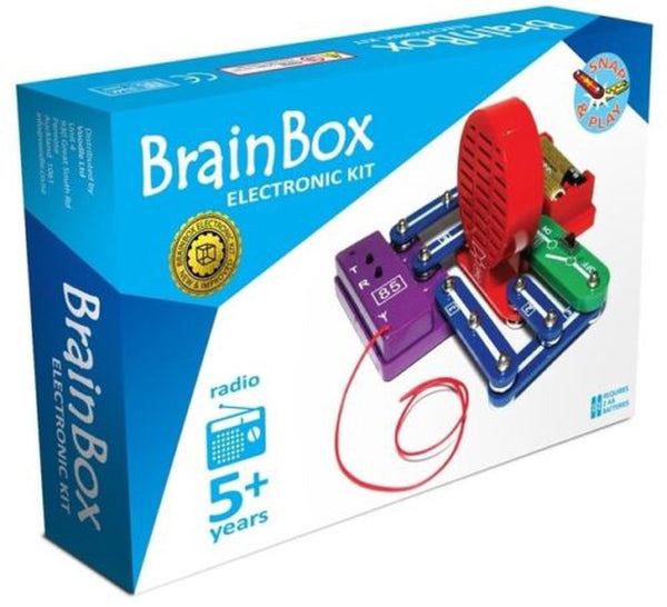 BrainBox - FM Radio Experiment
