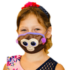 TY Coconut the Monkey Beanie Boo Face Mask