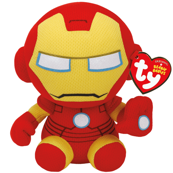 TY Ironman from Marvel - The Beanie Babies Collection 20 cm plush