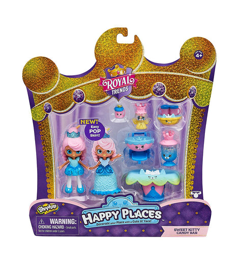 Shopkins Happy Places  S7 Welcome Pack