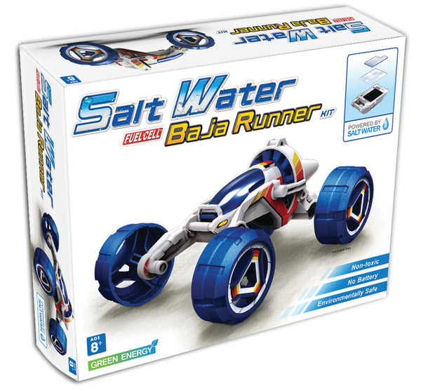 Salt Water Fuel Cell Baja Runner Kit