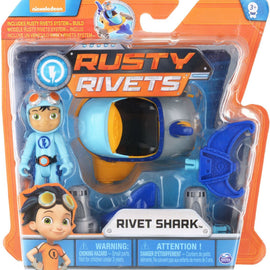 nickelodeon - Rusty Rivets - Rivet Shark