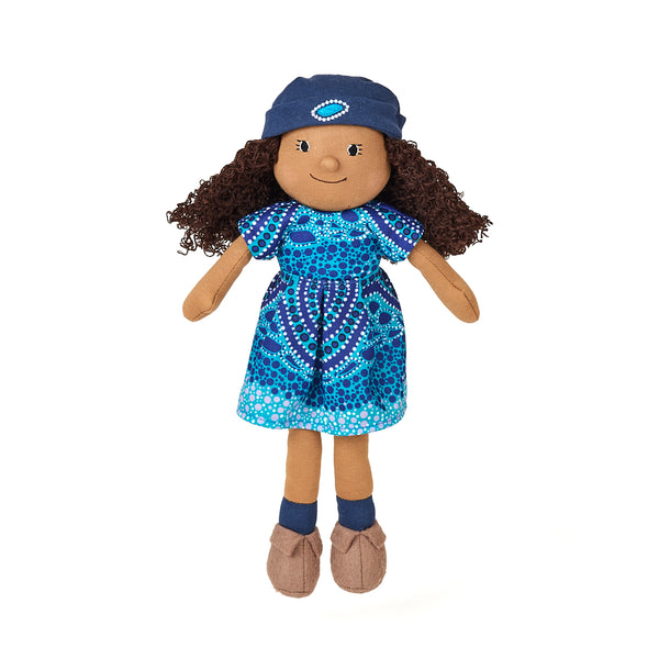 Kiya Plush 23 CM - ABC Kids Play School