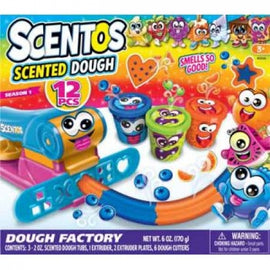 SCENTOS SCENTED DOUGH FACTORY SET